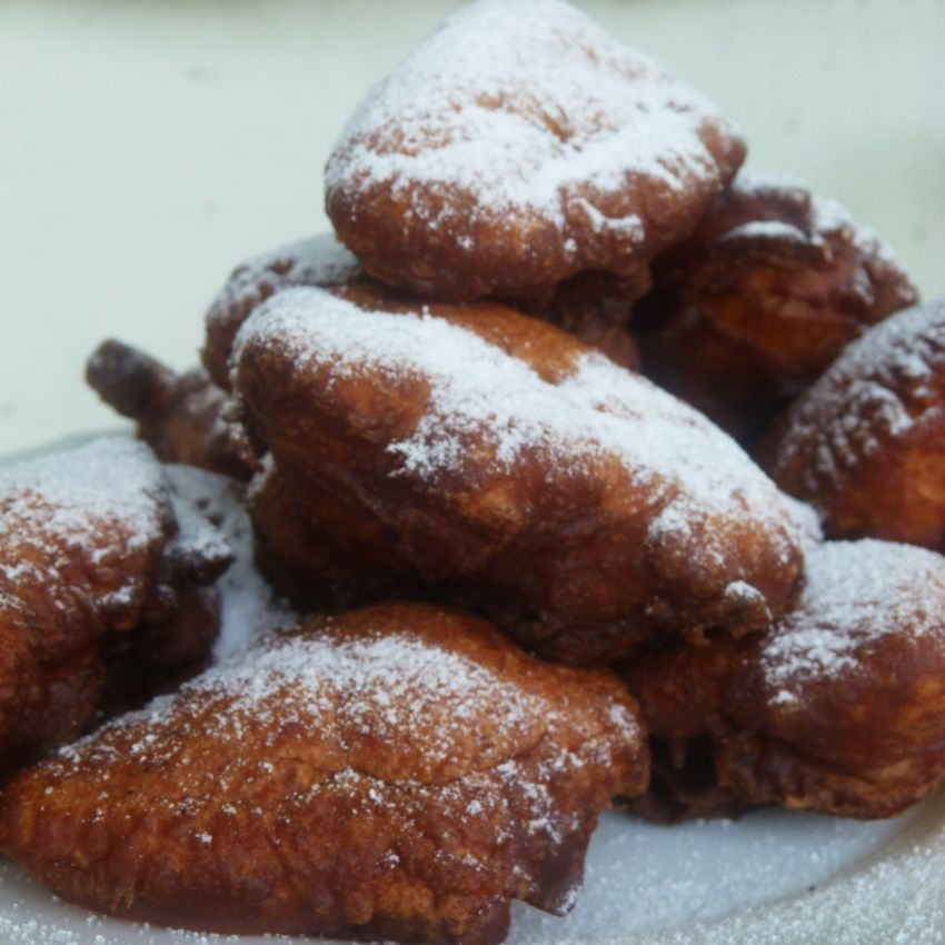 Oliebollen Recipe Melsie S Cuisine Food Blog