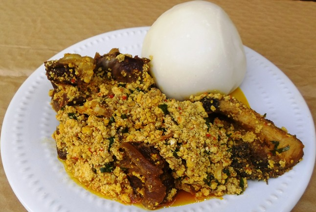 Nigeria Egusi Soup Recipe Goodfood Food Blog