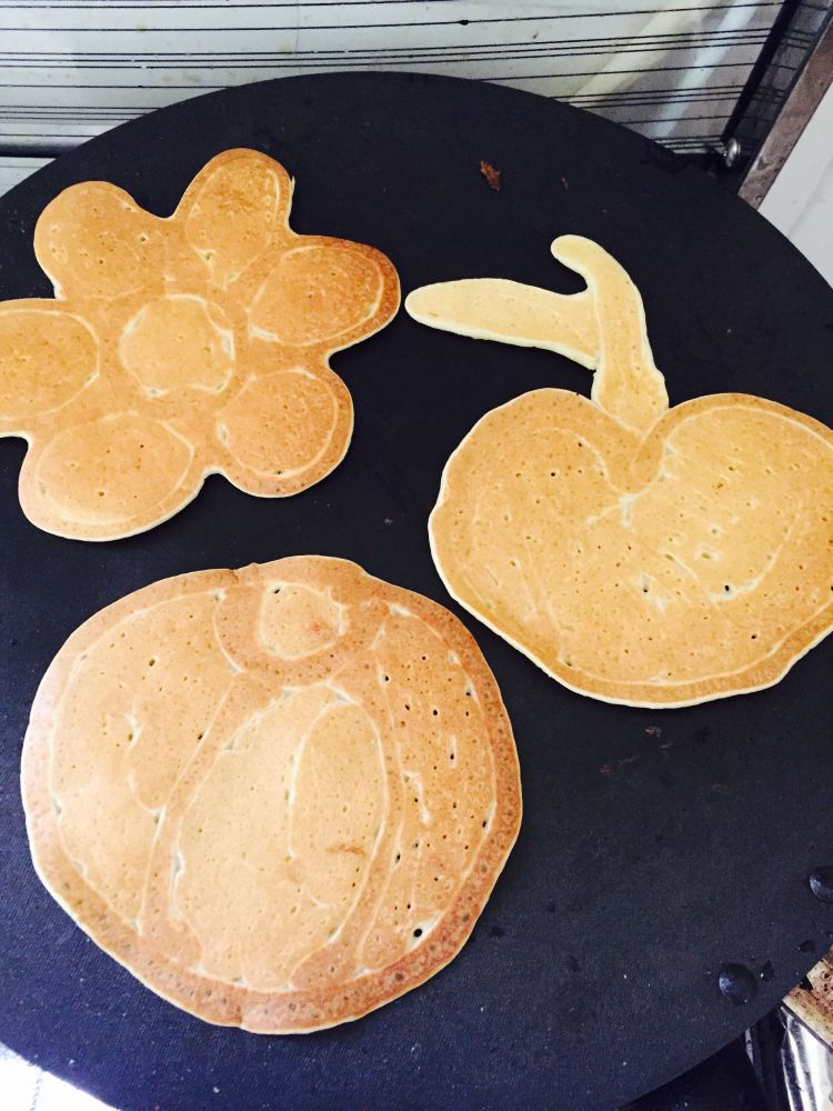 Pancake for kids