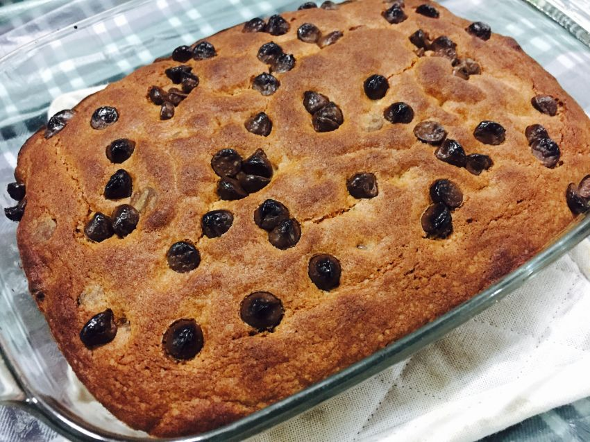 Hersheys choc chip cookie