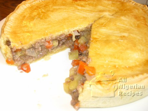 Nigerian Meat Pie As A Dessert Recipe Supremex 4real Food Blog