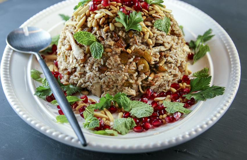 Lebanese cinnamon chicken rice recipe my kitchen blog food blog lebanese cinnamon chicken rice forumfinder Gallery