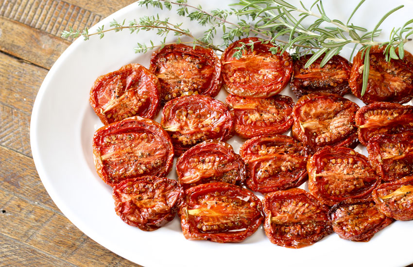 Quick-roasted Tomatoes