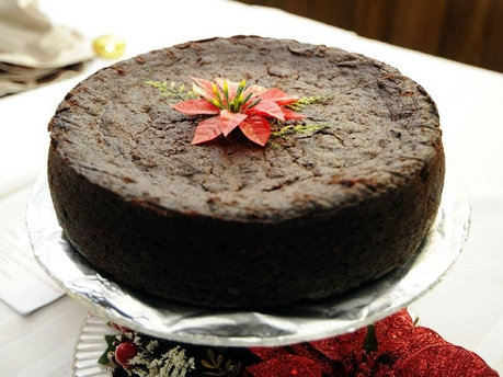 Jamaican Christmas Fruit Cake Recipe