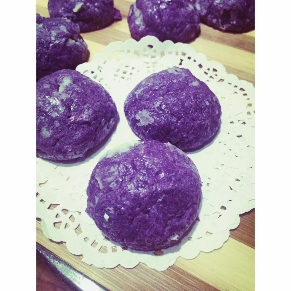 Ube Cookies Recipe Sweet And Savory Dishes Food Blog